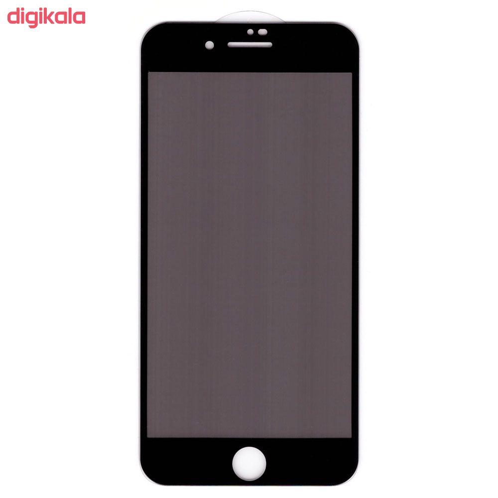 محافظ صفحه نمایش حریم شخصی مدل Pri مناسب برای گوشی موبایل اپل Iphone 7 plus / 8 plus main 1 1