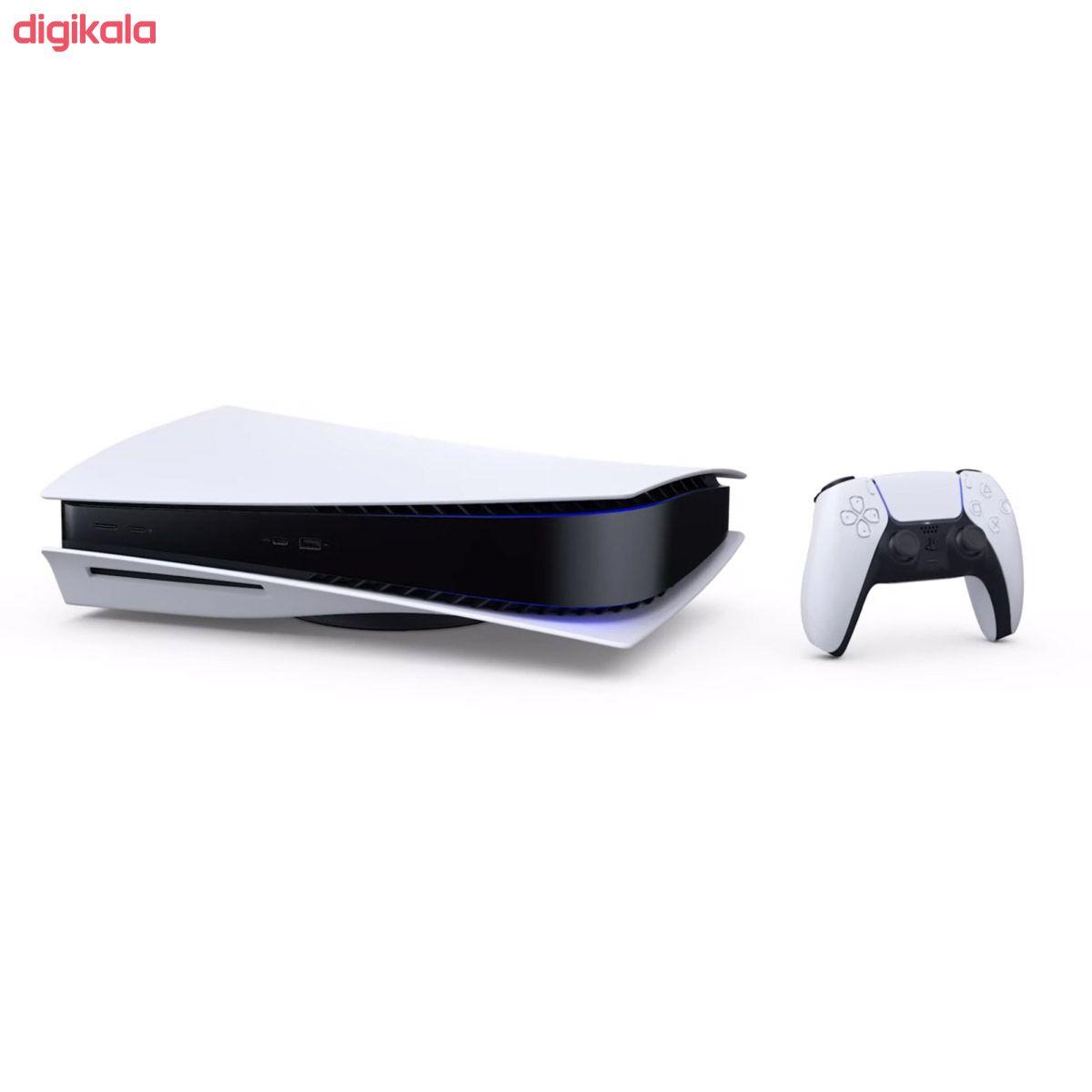کنسول بازی سونی مدل Playstation 5 ظرفیت 825 گیگابایت main 1 5