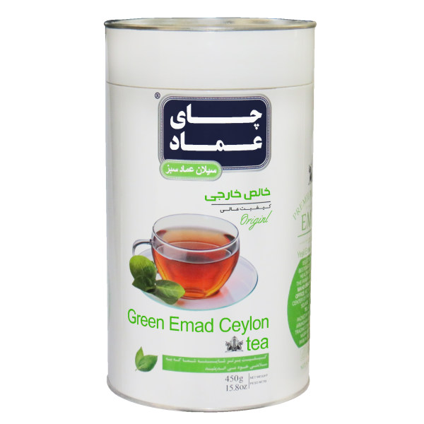 چای سیلان عماد - 450 گرم