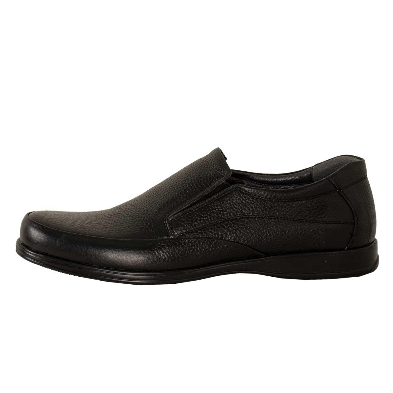 کفش روزمره مردانه پارینه چرم مدل sho241