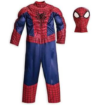 تن پوش مدل ست لباس مرد عنکبوتی