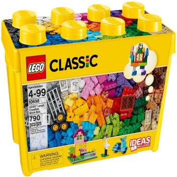 لگو سری Classic مدل 10698 Large Creative Brick Box