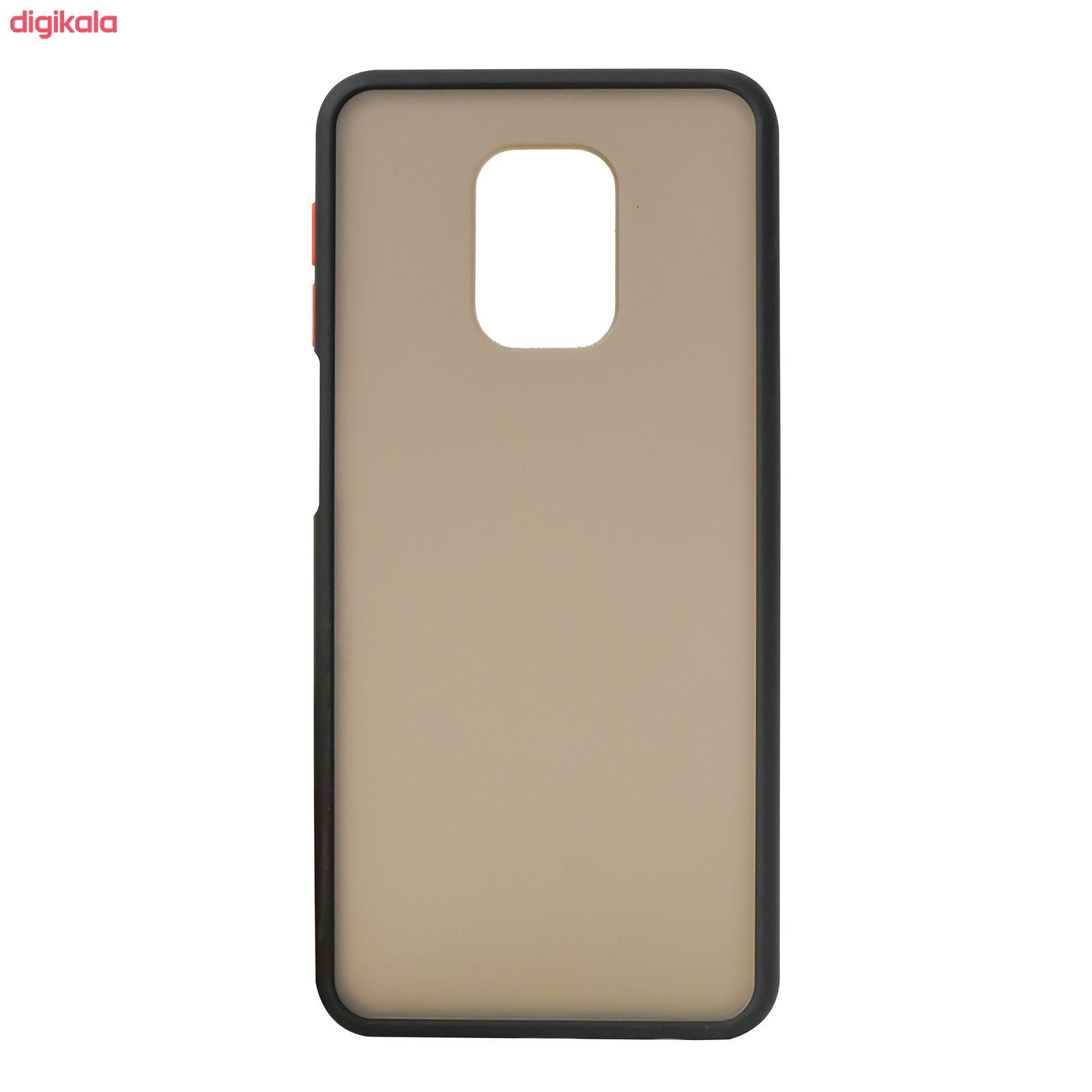 کاور مدل Slico01 مناسب برای گوشی موبایل شیائومی Redmi Note 9S / 9 Pro main 1 2
