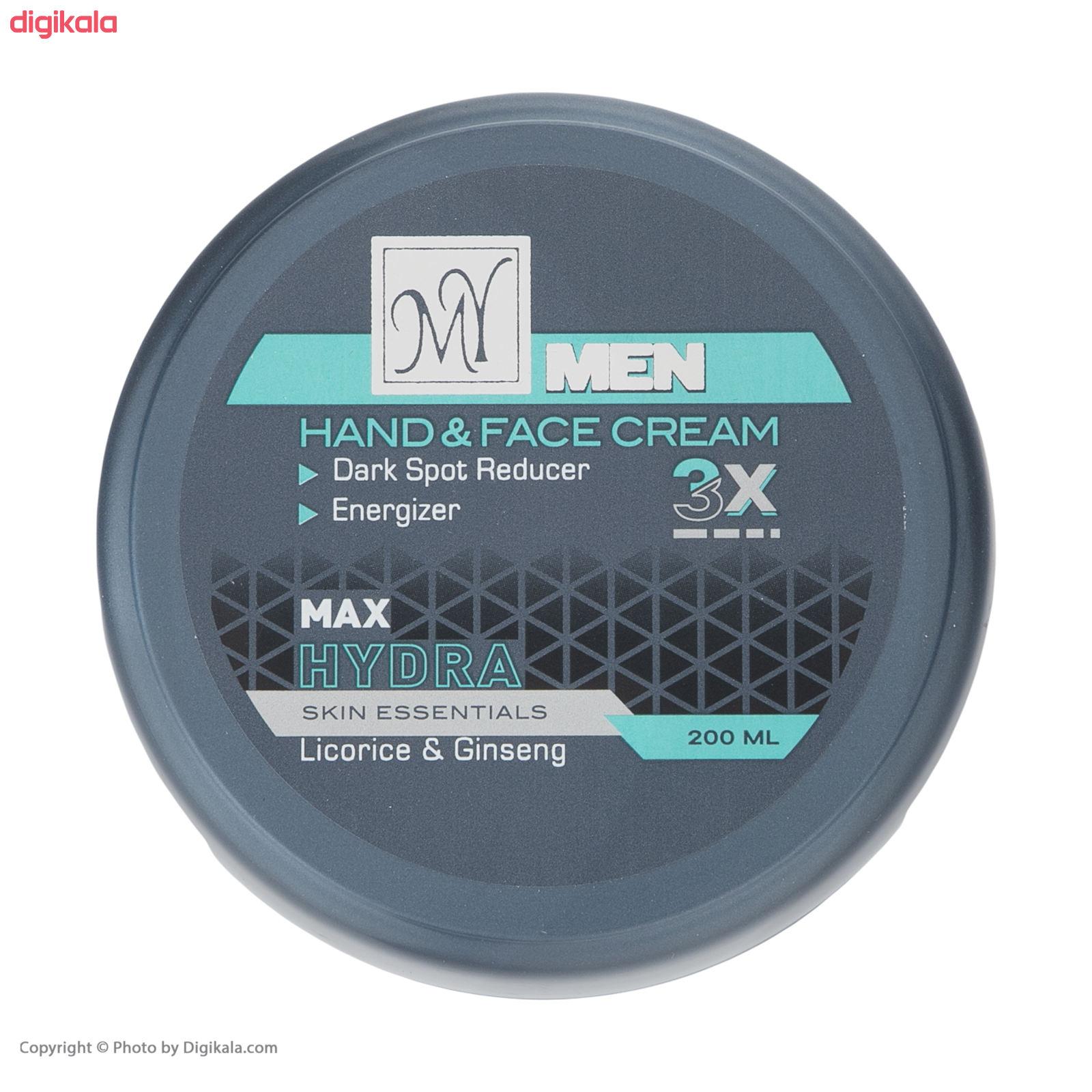 کرم مرطوب کننده مردانه مای مدل Licorice and Ginseng حجم 200 میلی لیتر main 1 2