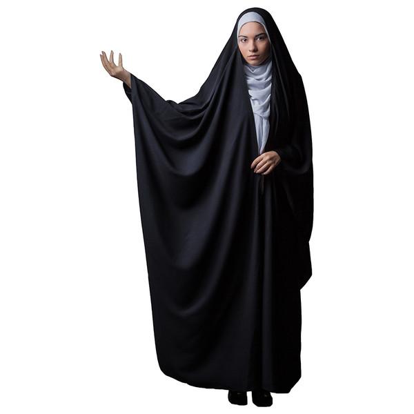 چادر عربی حجاب فاطمی مدل جده کد JOR 1045
