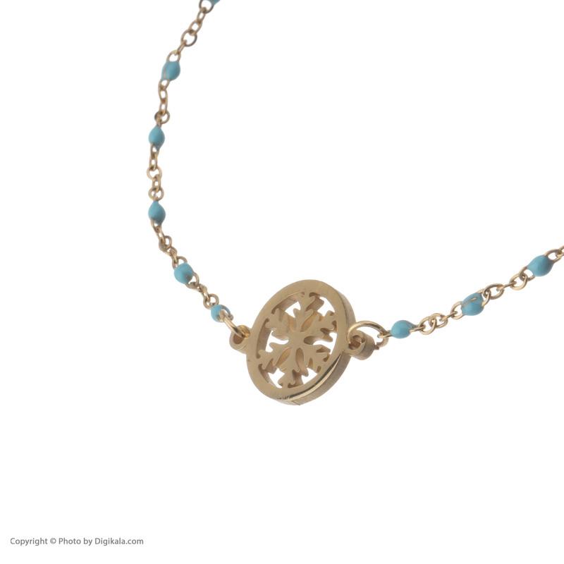 پابند طلا 18 عیار زنانه مایا ماهک مدل MA0128