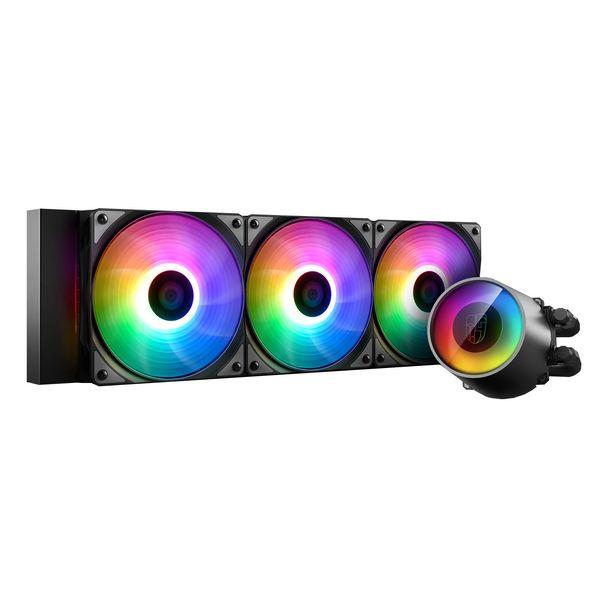 خنک کننده پردازنده گیمر استورم مدل Castle 360RGB V2