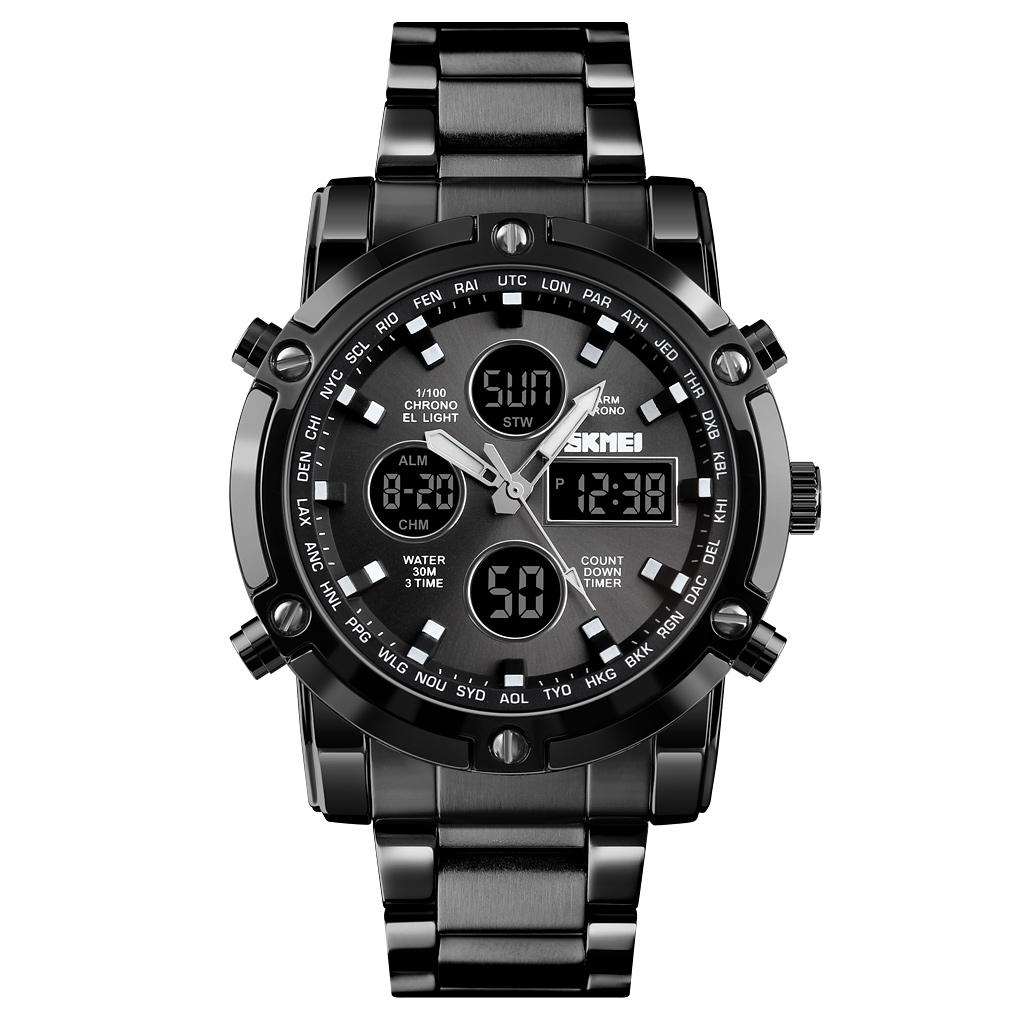 ساعت مچی عقربه ای مردانه اسکمی مدل 1389M-NP              ارزان