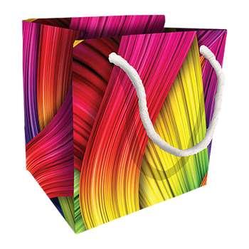 ساک هدیه مدل رنگین کمان کد 3720