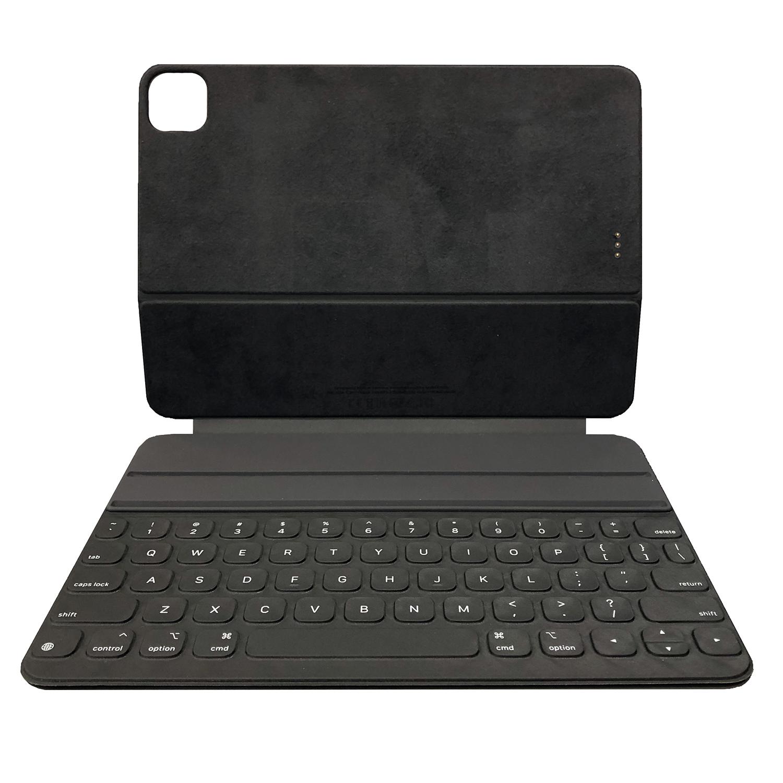 کیف کلاسوری کیبورد دار اپل مدل Smart Keyboard Folio مناسب برای تبلت اپل Ipad Pro 12.9 inch