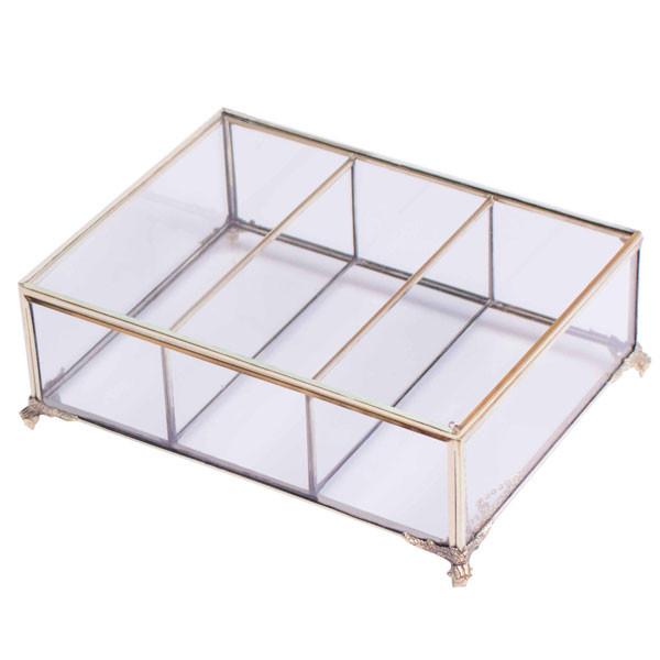جعبه چای کیسه ای کمند سازه مدل T3-3