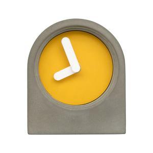 ساعت رومیزی بتنی مدل طاقچه کد B1