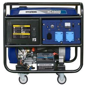 موتور برق هیوندای کد HG10000