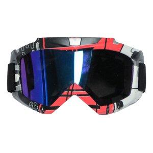 عینک موتور سواری مدل WHT-RD