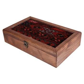 جعبه چای کیسه ای مدل  هندسی کد 02-23