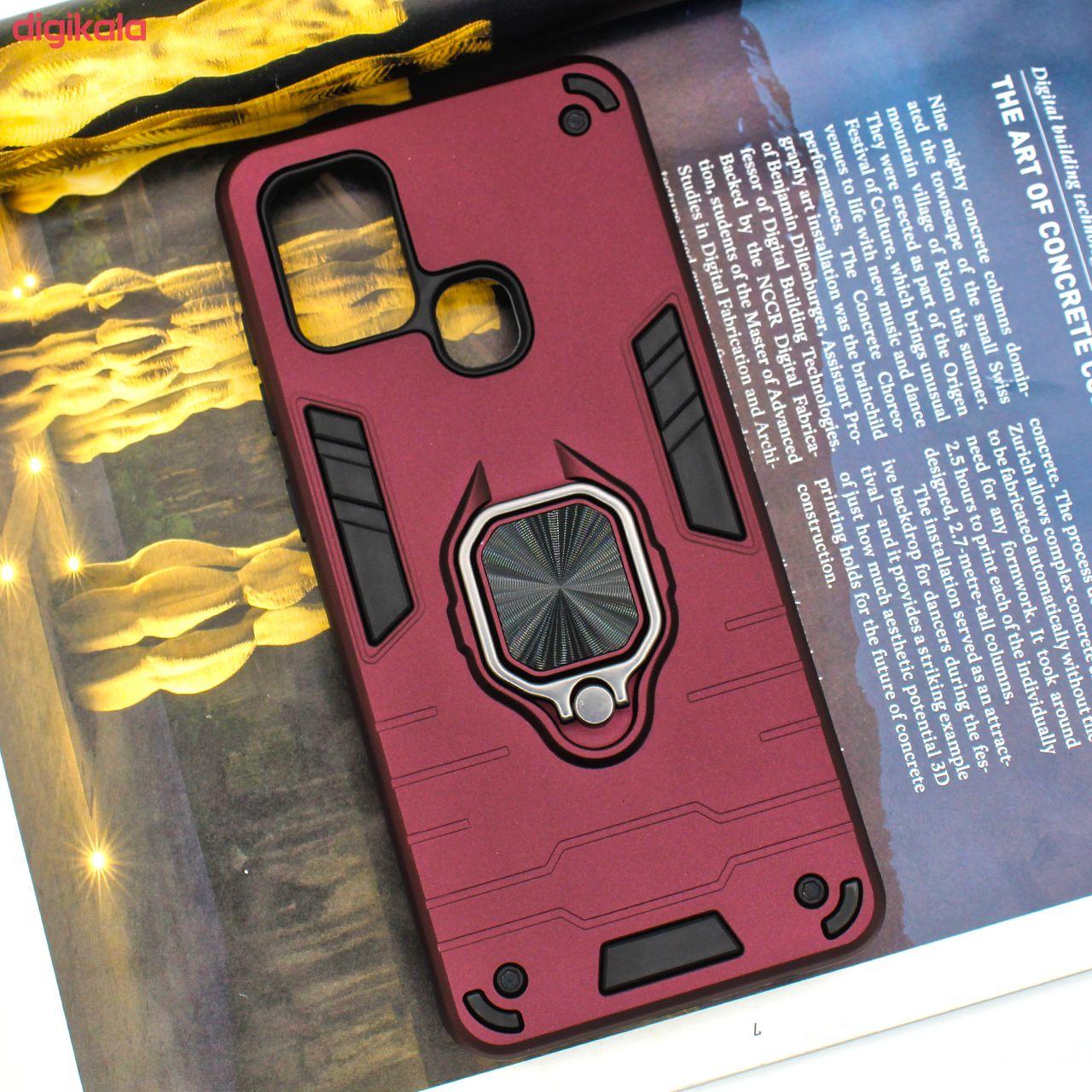 کاور لاین کینگ مدل ASH22 مناسب برای گوشی موبایل سامسونگ مدل Galaxy A21S main 1 6