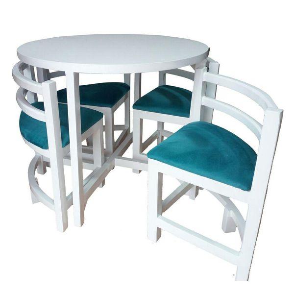 میز و صندلی ناهارخوری مدل Wh-005