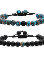 دستبند زنانهذاریات مدل MO270 مجموعه دو عددی -  - 1