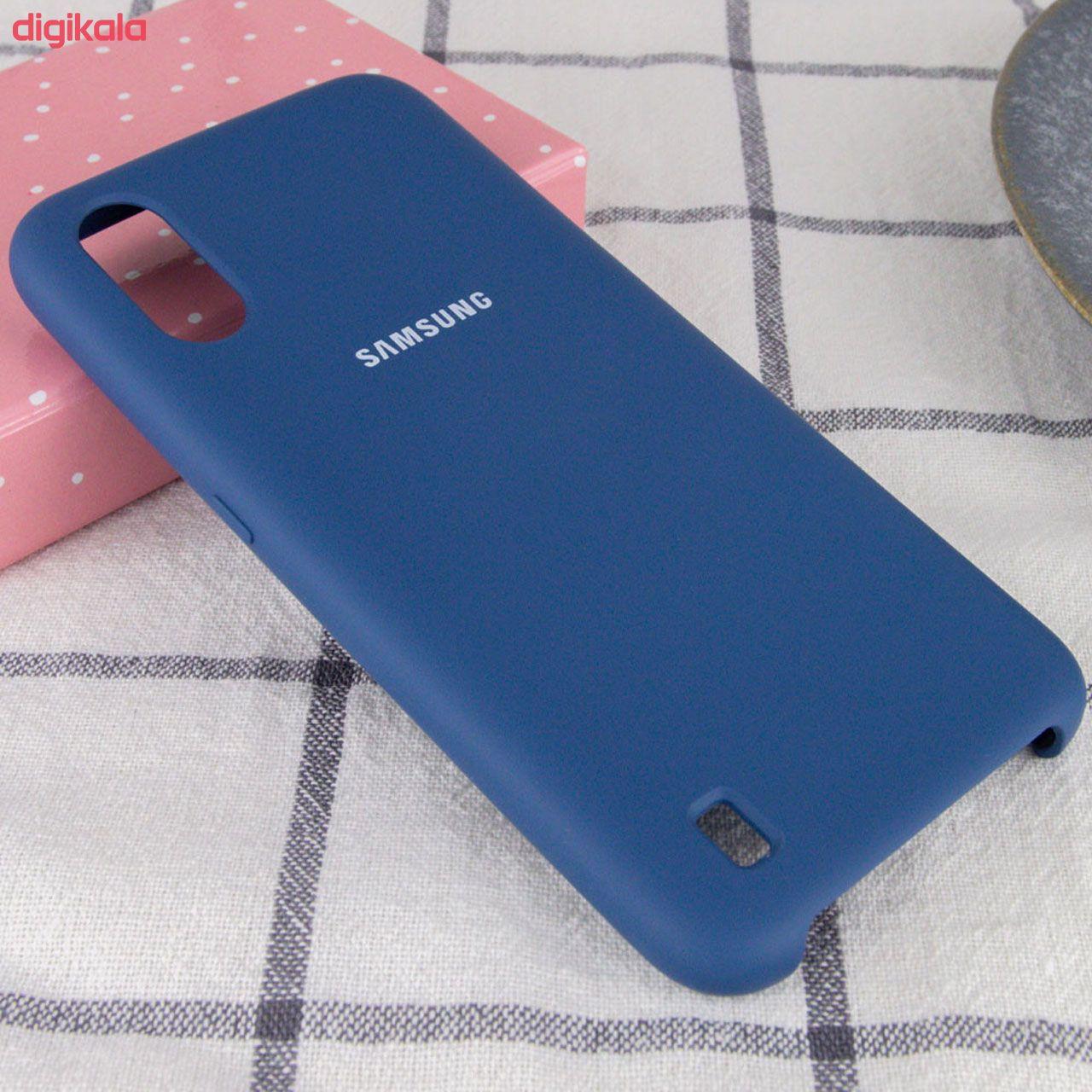 کاور مدل SLCN مناسب برای گوشی موبایل سامسونگ Galaxy A01 main 1 20