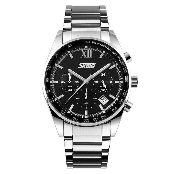 ساعت مچی عقربهای مردانه اسکمی مدل 9096 کد BK
