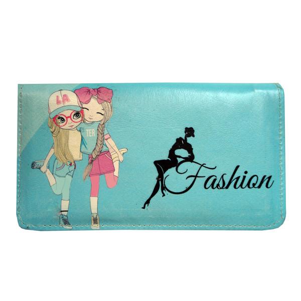 کیف پول دخترانه کد 096