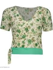 ست تی شرت و شلوارک زنانه کد 004 -  - 2