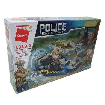 ساختنی کیومنطرح پلیس مدل 1919-3