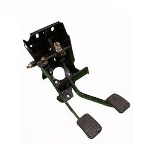 پدال ترمز و کلاچ هماورد مدل H2012 مناسب برای پراید