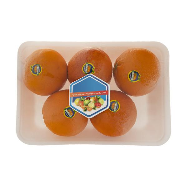 پرتقال تو سرخ میوه پلاس - 1 کیلوگرم