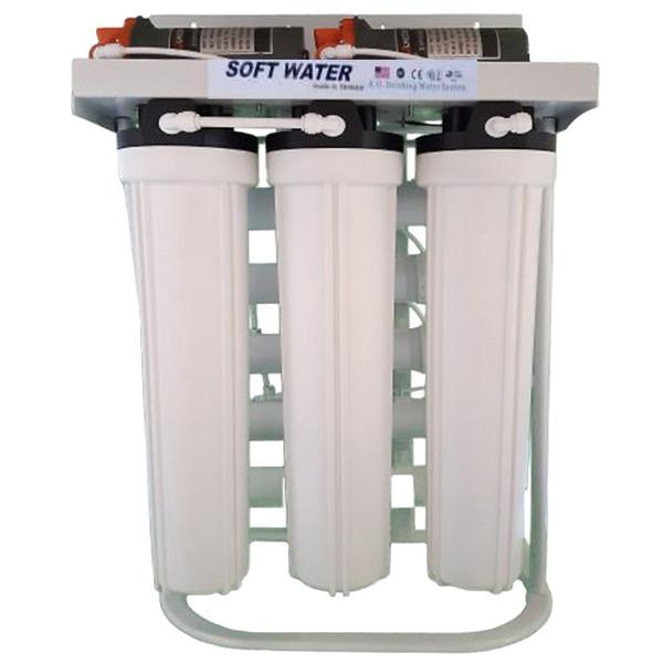 دستگاه تصفیه کننده آب نیمه صنعتی سافت واتر مدل SCL-4000G