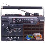 رادیو ضبط و اسپیکر مکسیدر مدل MX_RA2114CT thumb