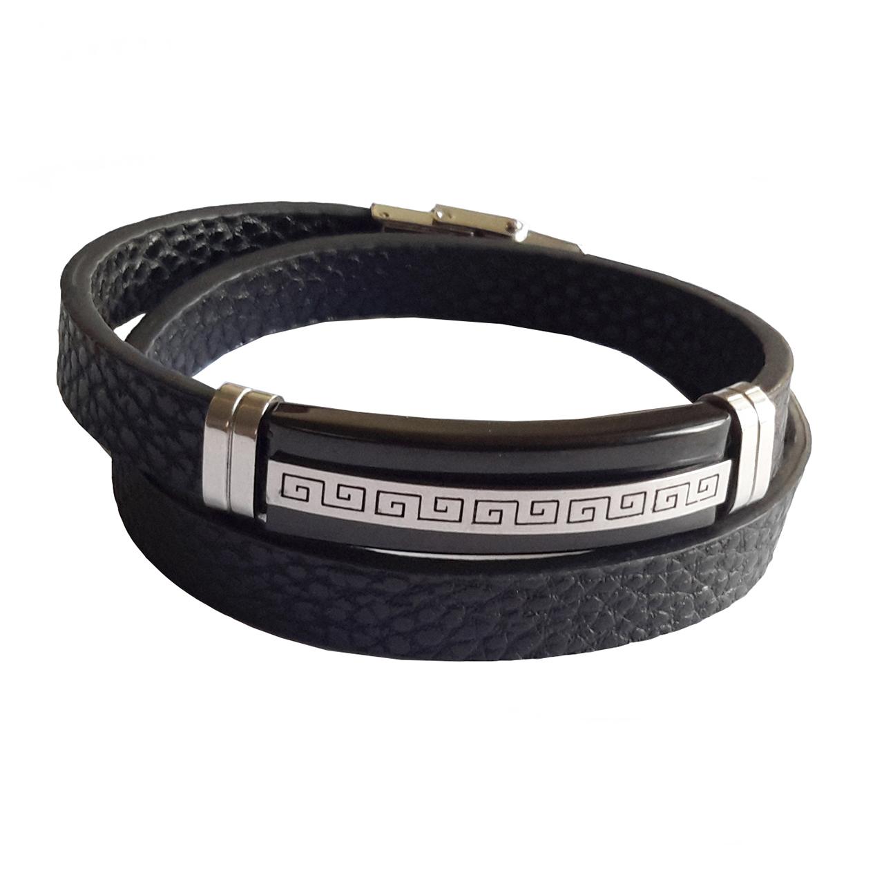 دستبند مردانه مدل BL-256