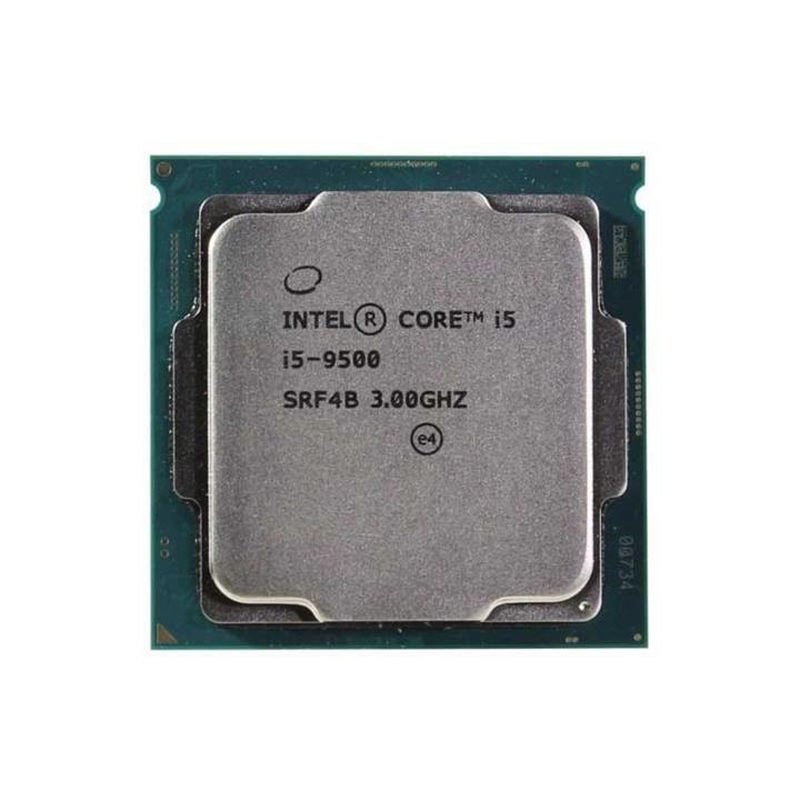 پردازنده مرکزی اینتل سری Coffee Lake مدل Core i5-9500 تری