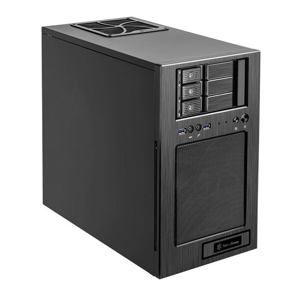 کیس کامپیوتر سیلوراستون مدل CS330