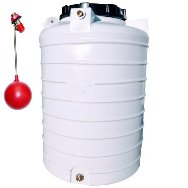 مخزن آبحجیم پلاستیک مدل V25-511 ظرفیت 500 لیتر