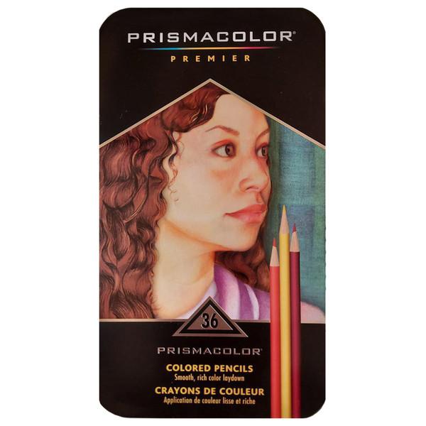 مداد رنگی 36 رنگ پریسما کالر مدل پریمیر