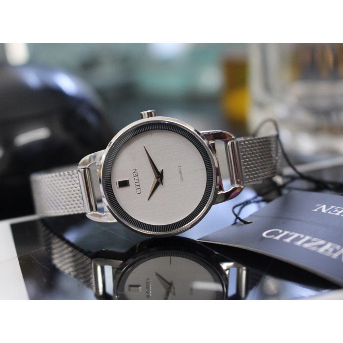 ساعت مچی عقربه ای زنانه سیتی زن مدل EZ7000-50A -  - 12