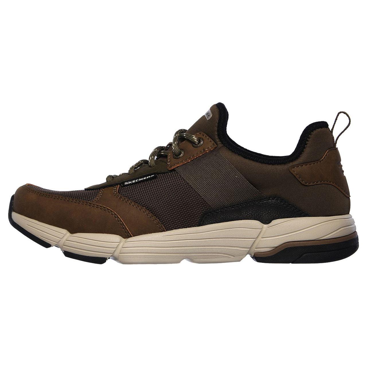 کفش راحتی مردانه اسکچرز مدل 66177-OLBR
