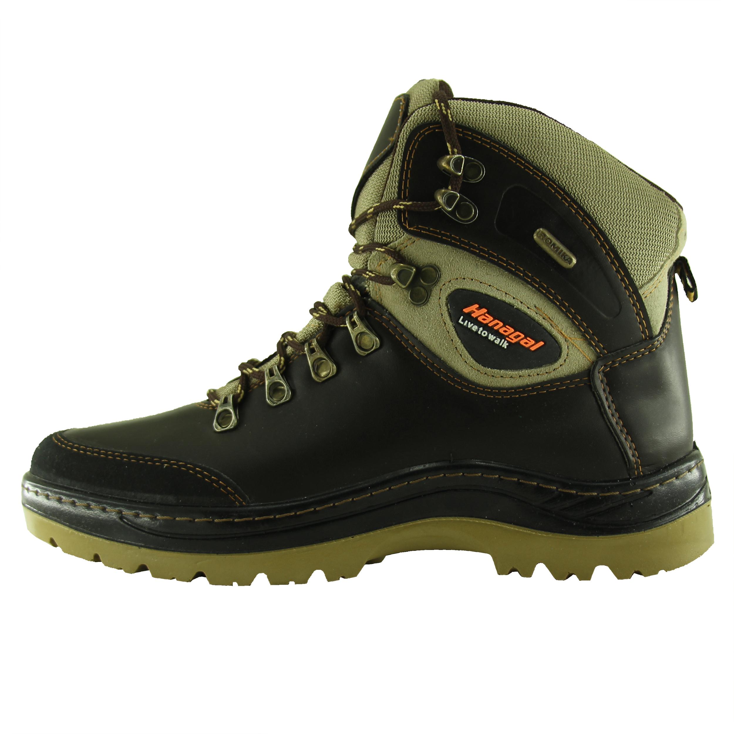 کفش کوهنوردی مردانه مدل سنگام GH