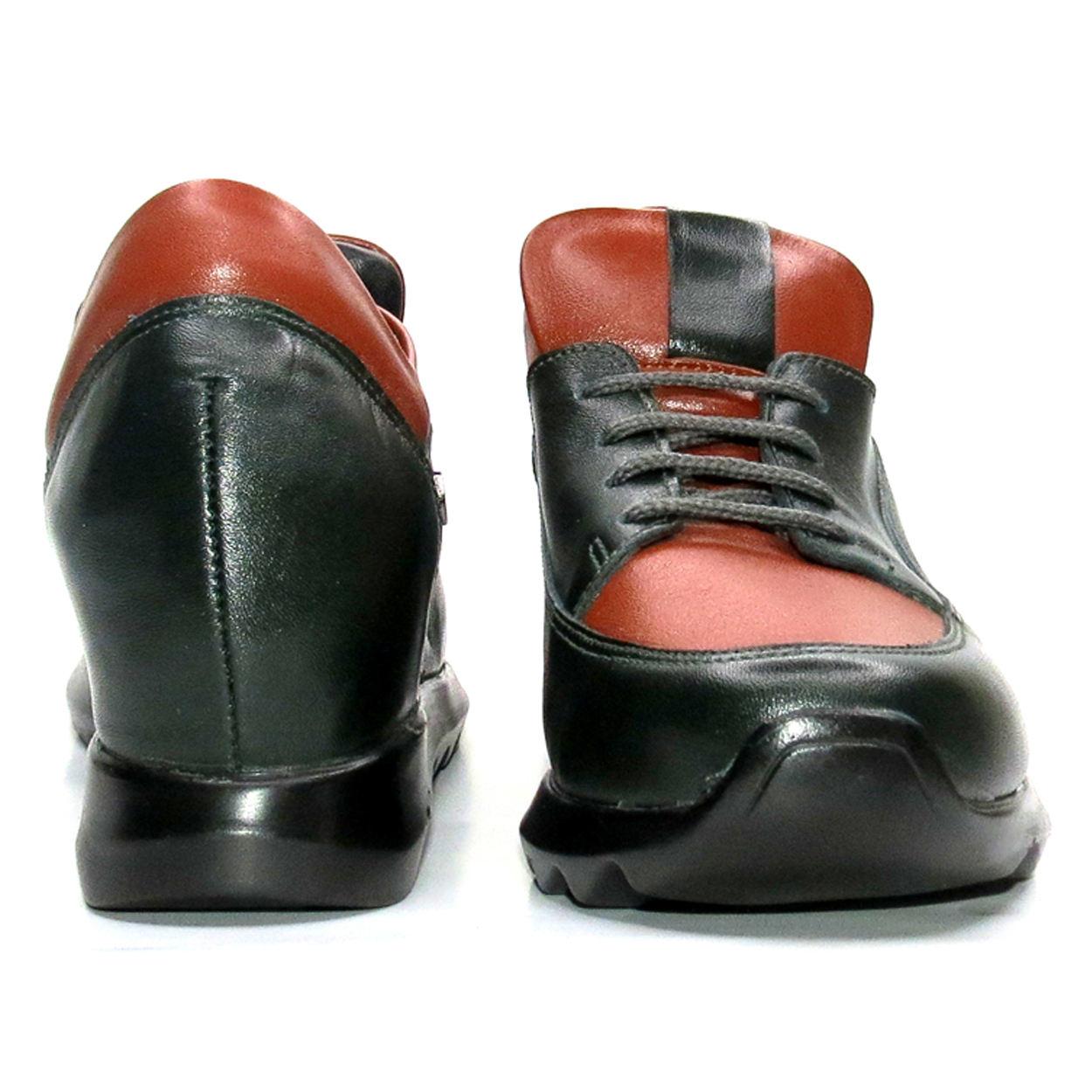 کفش روزمره زنانه آر اند دبلیو مدل 416 رنگ یشمی -  - 4