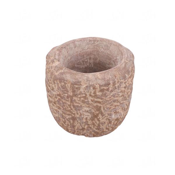 هاون سنگی آرانیک مدل دست ساز کد 1003000007