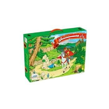 بازی فکری فکرآوران مدل راز جنگل