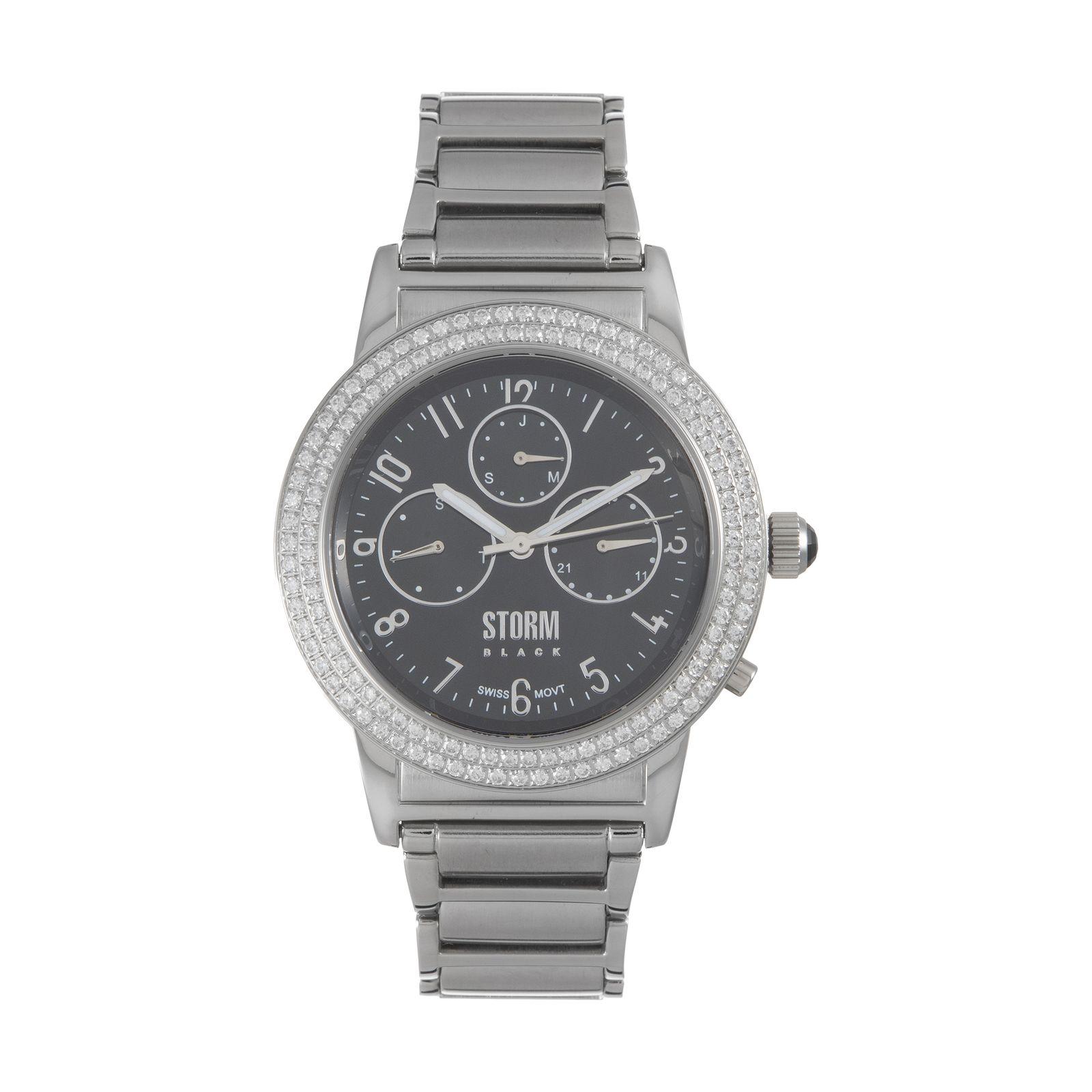 ساعت مچی عقربه ای زنانه استورم مدل ST 47132-BK -  - 2