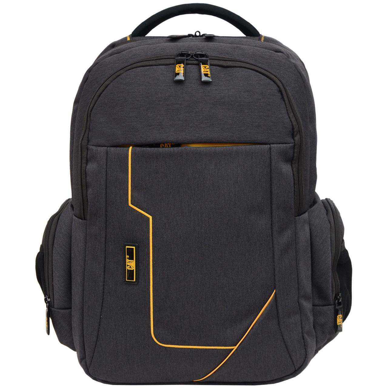 بررسی و {خرید با تخفیف} کوله پشتی لپ تاپ مدل CA 1600276 - 1712 مناسب برای لپ تاپ 15.6 اینچی غیر اصلاصل