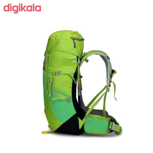 کوله پشتی کوهنوردی 50 لیتری کاراکال کد K2  main 1 4
