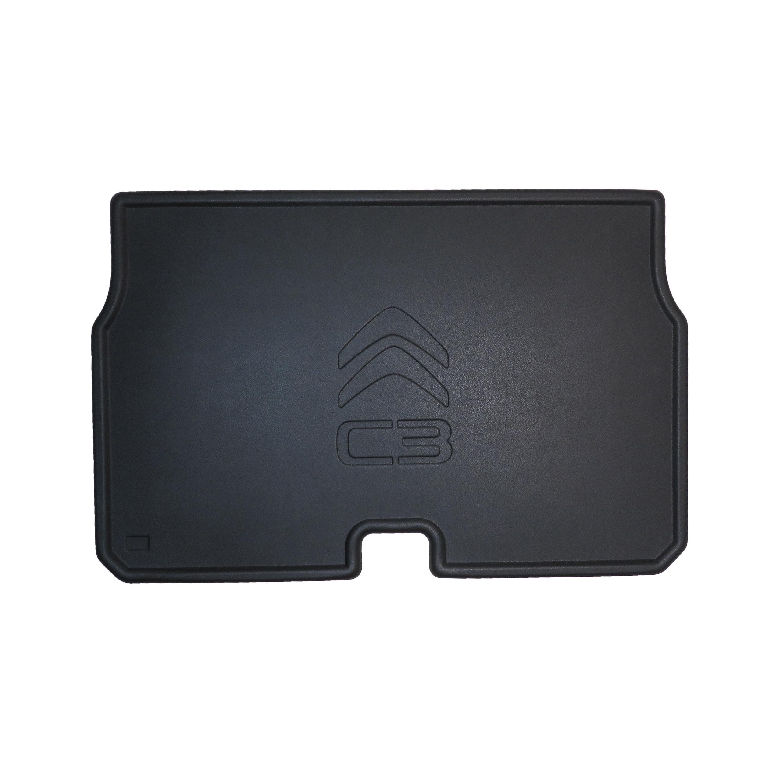 کفپوش سه بعدی صندوق خودرو مدل VXL02 مناسب برای سیتروئن C3