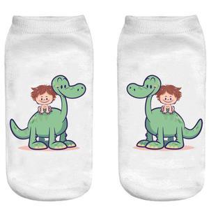 جوراب بچگانه طرح پسر جنگل