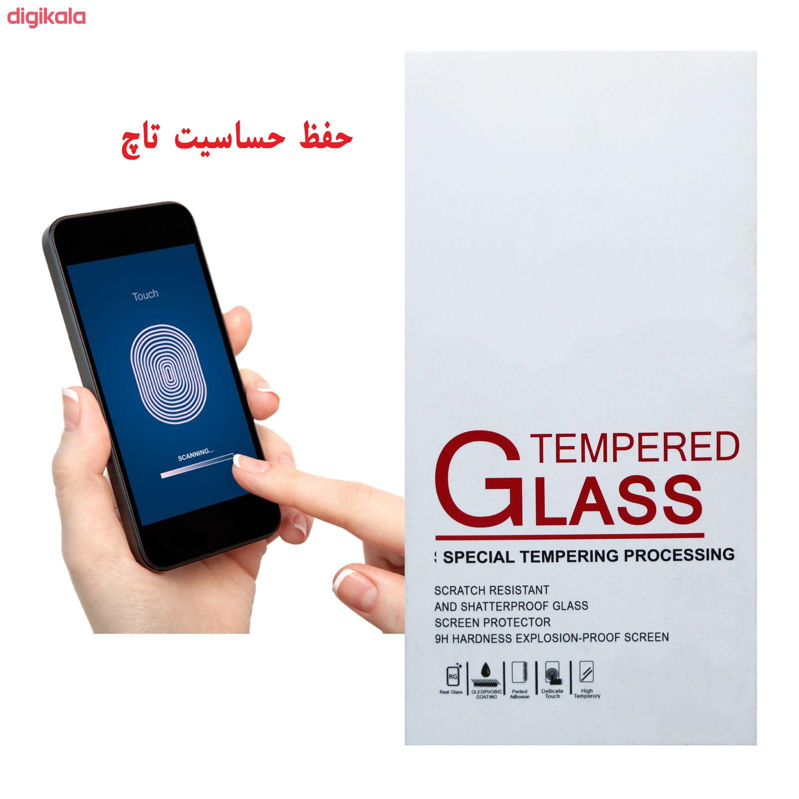 محافظ صفحه نمایش مدل MCRMCM-2 مناسب برای گوشی موبایل سامسونگ Galaxy A40 main 1 7