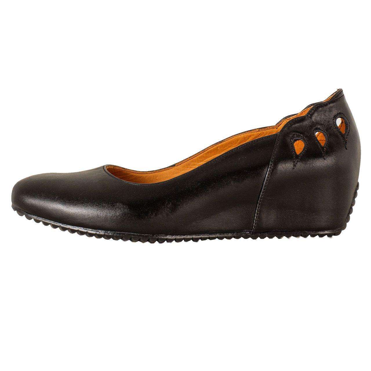 کفش روزمره زنانه پارینه چرم مدل SHOW31