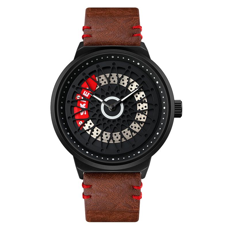 ساعت مچی عقربه ای مردانه اسکمی مدل 9217M              خرید (⭐️⭐️⭐️)